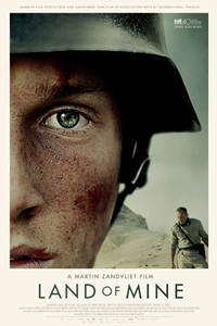 Land of Mine (Under Sandet) Poster