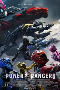 Poster of Power Rangers