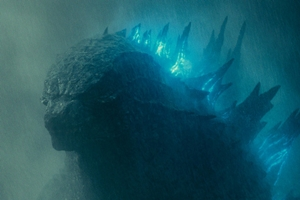 Godzilla: King of the Monsters cast photo