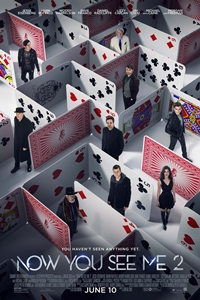 Poster of Now You See Me 2