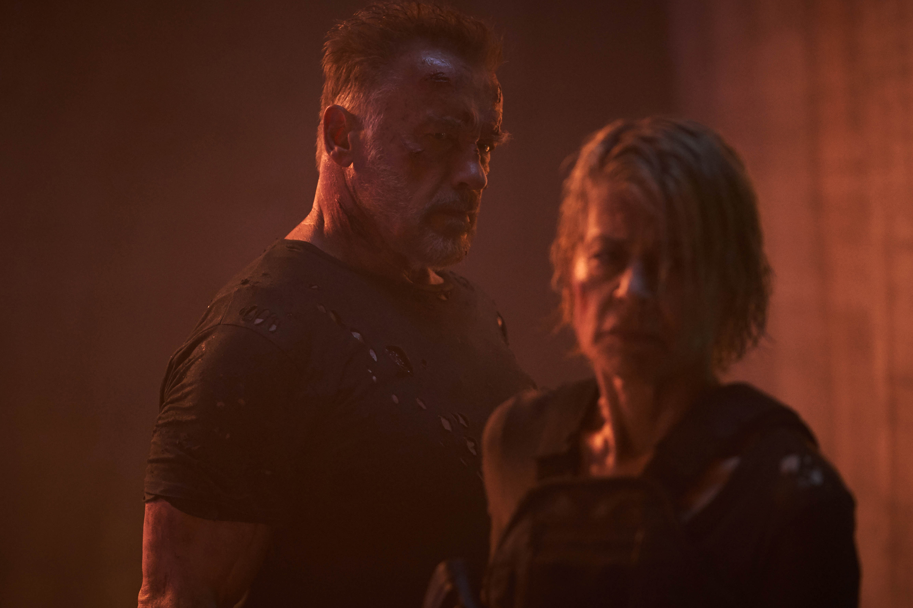 Still 10 for Terminator: Dark Fate