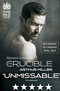 The Old Vic's The Crucible Poster