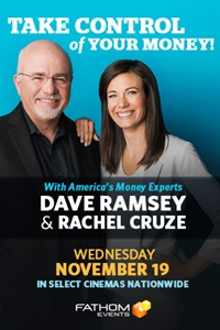 Dave Ramsey and Rachel Cruze present: The Legacy Journey