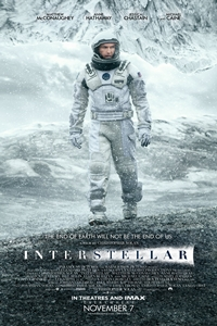 Interstellar in 4K Digital