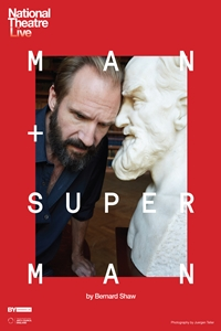 National Theatre Live: Man and Superman