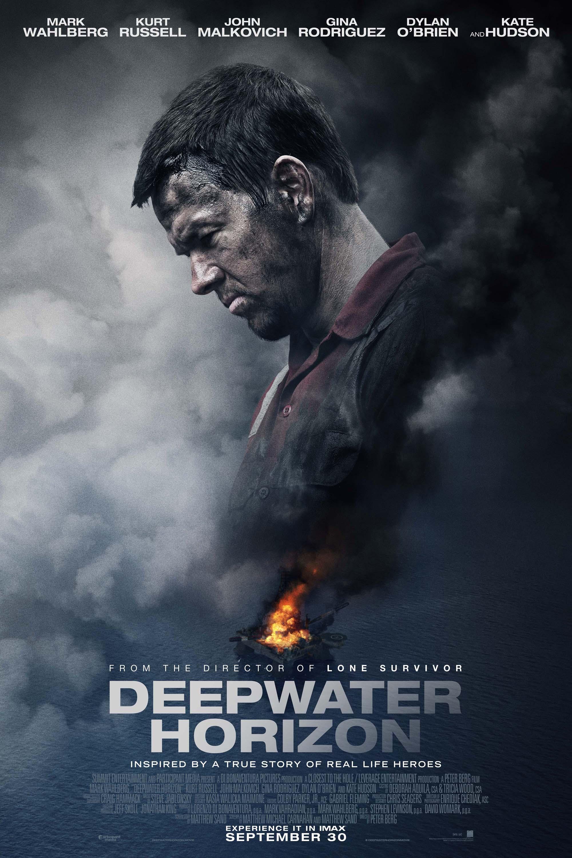 Poster for Deepwater Horizon