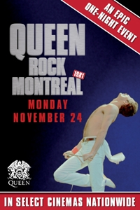 Queen ROCK Montreal 1981 Concert