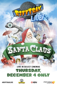 RiffTrax Live: Santa Claus