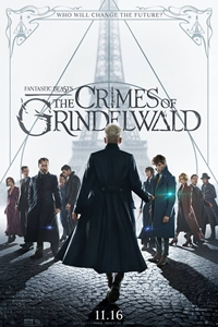 Poster of Fantastic Beasts: The Crimes of Grind...