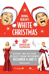 White Christmas 60th Anniversary