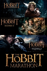 The Hobbit Marathon IMAX 3D