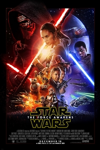 Poster for Star Wars: The Force Awakens 3D