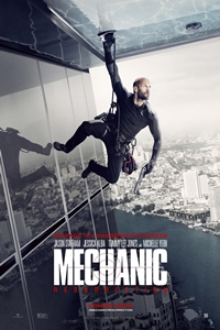 Poster of Mechanic: Resurrection