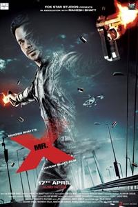 Mr X (Mr. X) (Hindi)