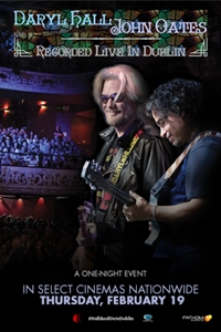 Daryl Hall & John Oates: Recorded Live From Dublin