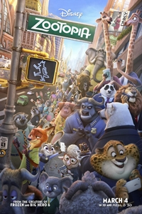 Zootopia in Disney Digital 3D