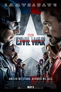Captain America: Civil War in Disney Digital 3D
