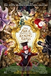 Alice Through the Looking Glass in Disney Digital 3D Poster