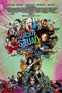 Poster of Suicide Squad 3D