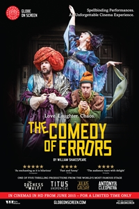 Shakespeare's Globe Theatre: The Comedy of Errors