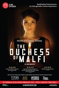 Shakespeare's Globe Theatre: The Duchess of Malfi