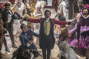 The Greatest Showman cast photo