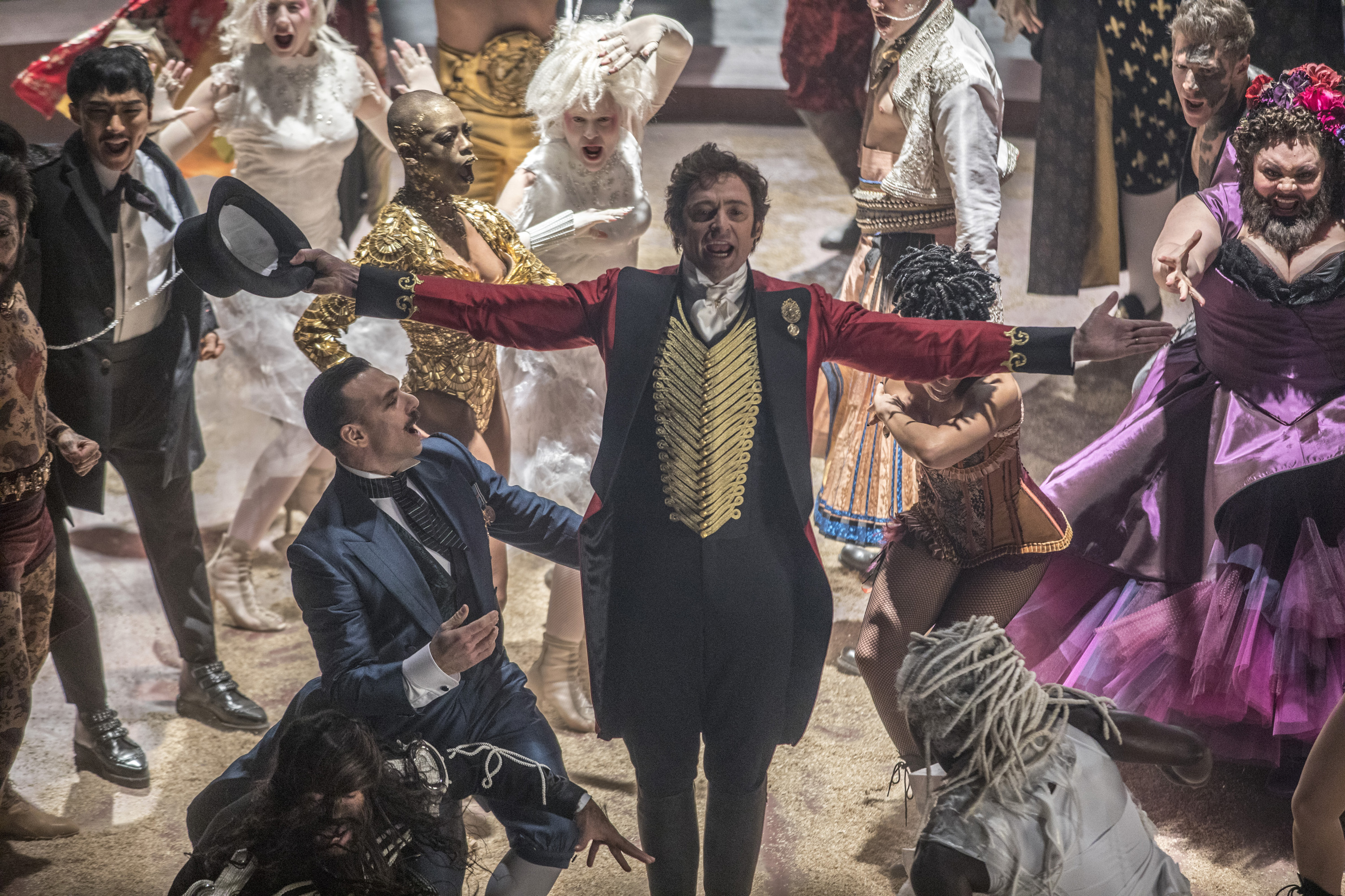 Hero Image for The Greatest Showman