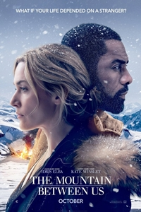 Poster ofThe Mountain Between Us