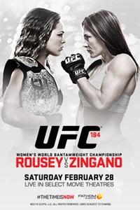 UFC 184: Rousey vs. Zingano Live