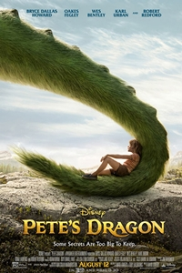 Petes Dragon in Disney Digital 3D