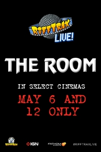 RiffTrax Live: The Room
