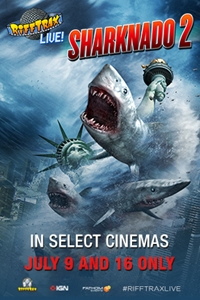 RiffTrax Live: Sharknado 2