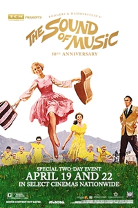 TCM Presents The Sound Of Music 50th Anniversary