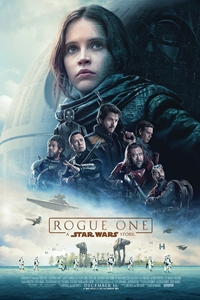 Poster of Rogue One: A Star Wars Story