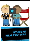 Camas School District Student Film Festival Poster