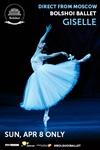 Bolshoi Ballet: Giselle Poster