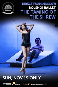 Bolshoi Ballet: The Taming of the Shrew
