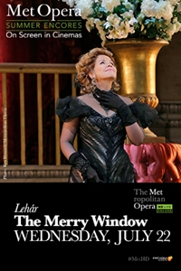 Met Summer Encore: The Merry Widow