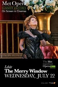 Met Summer Encore: The Merry Widow