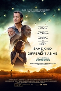 Poster for Same Kind of Different as Me