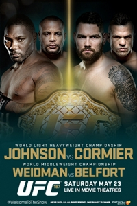 UFC 187: Johnson vs. Cormier Live