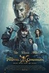 Piratas del Caribe: La Venganza de Salazar 3D/Piratas del Caribe 5 3D Poster
