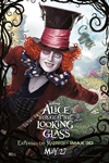 Alice Through the Looking Glass An IMAX 3D Experience Poster