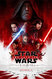 Poster for Star Wars: The Last Jedi An IMAX 3D Experience