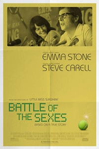 Poster of Battle of the Sexes