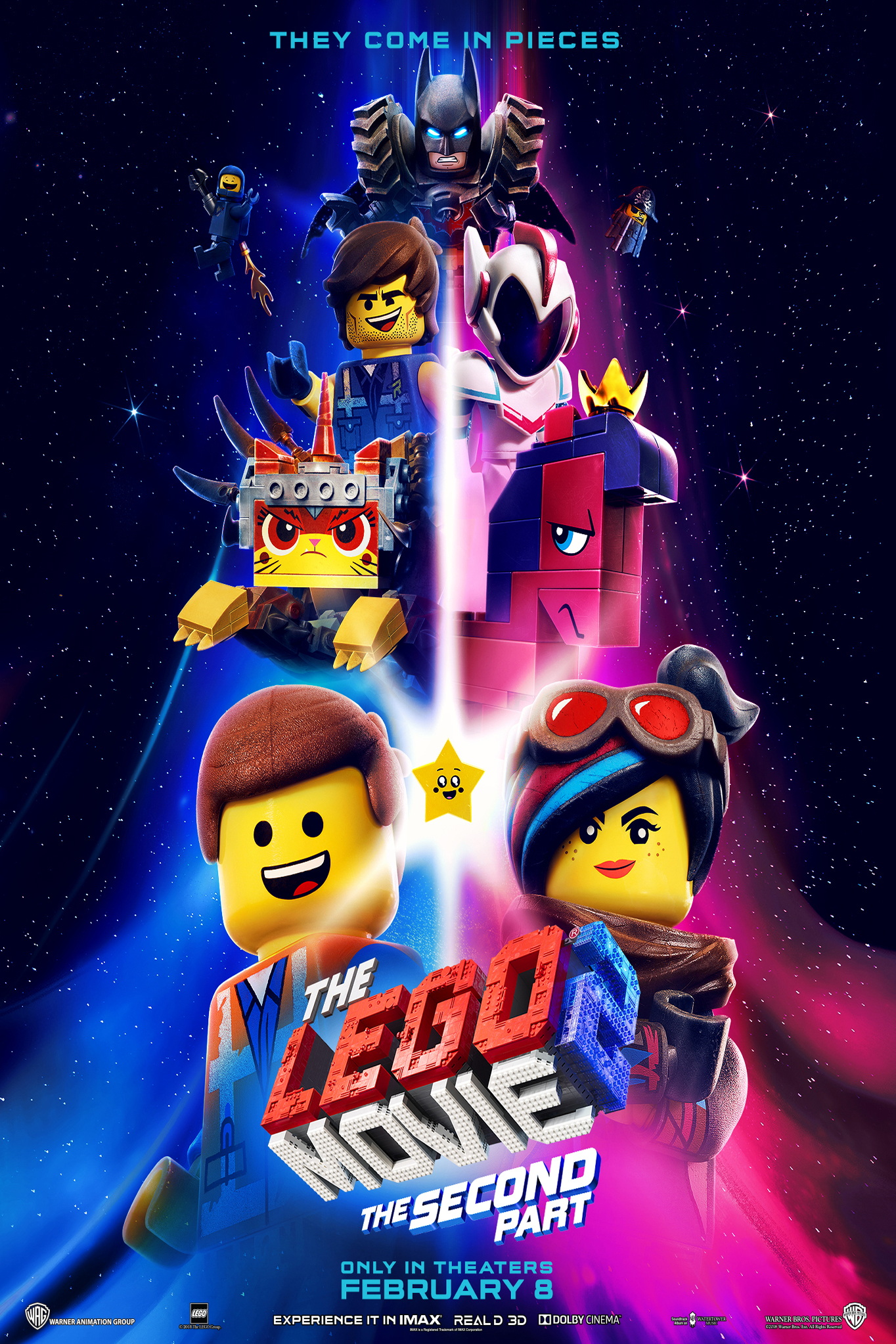 Poster for LEGO Movie 2: The Second Part, The