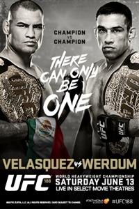 UFC 188: Velasquez vs. Werdum Live