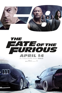 Poster for Fate of the Furious, The