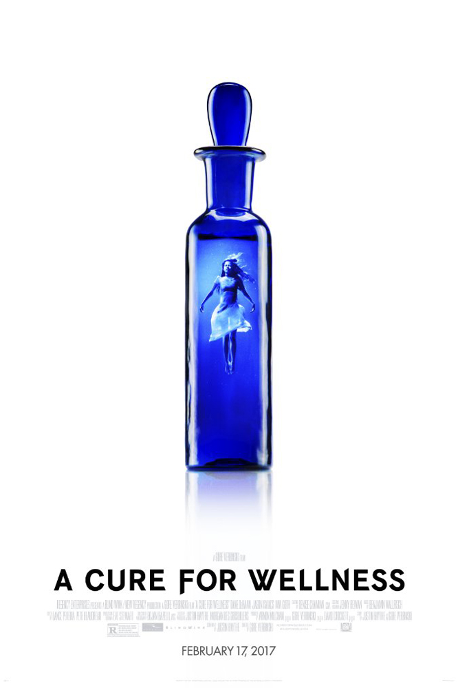 Poster for A Cure for Wellness