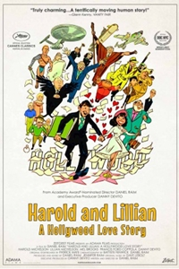 Harold and Lillian: A Hollywood Love Story Poster